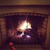 kominek - urocze miejsce w domu