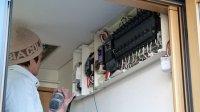 instalacje elektryczne - montaż, program, schemat