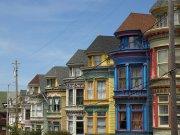 Kolorowe budynki