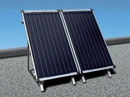 Płaskie kolektory słoneczne Junkers serii Compact