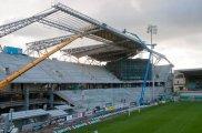 Budowa Stadionu Legii w Warszawie